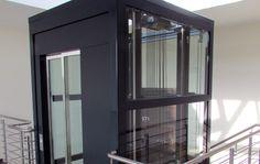 HIRO Aufzüge - Maschinenraumlose Seilaufzüge