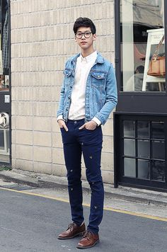 Korean Men's Street Fashion