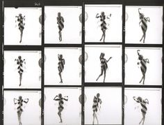 23/06/1962 Striped Scarf par Bert Stern - Divine Marilyn Monroe