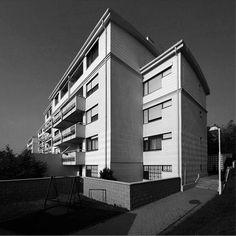 Residential Houses for Diplomats Jančova st., Peter Jančo, Eva Jančová and Rudolf Masný, 1995