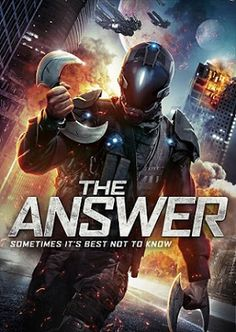 EL CINE QUE VIENE.: THE ANSWER. (TRAILER 2017)