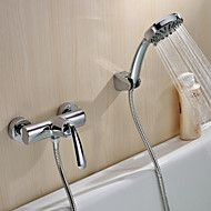 Sprinkle® by Lightinthebox -  Contemporary Wall Mount Brass Sprinkle® Shower Faucets Chrome. Get awesome discounts up to 70% Off at Light in the Box with Coupon and Promo Codes.