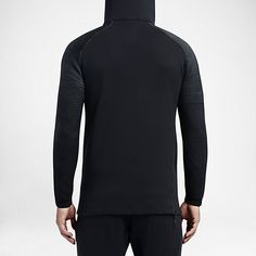 Nike Shield Desert Men's Half-Zip Golf Jacket | MENS ATHLIESURE ...