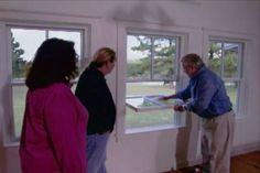 Learn how to install a replacement window; includes details on selecting a replacement window as well as installation tips.