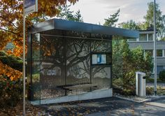 letisztult forma (ROK - Rippmann Oesterle Knauss GmbH | Meilen Bus Stops)
