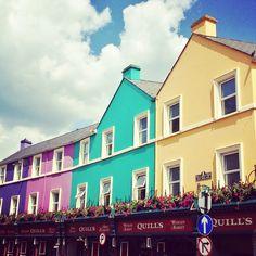 Neuer Blogbeitrag: Postkarten aus Irland #reiseblog #reiseblogger #irland