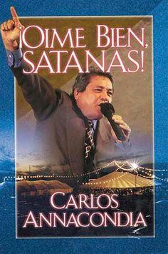 Audiolibros Cristianos Malancharr: !Oime Bien, Satanas! (Audiolibro)