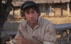 """Paul Michael Glaser as """"Perchik"""" in Fiddler on the Roof.  I wonder what became of him after the loss of his entire family?"""