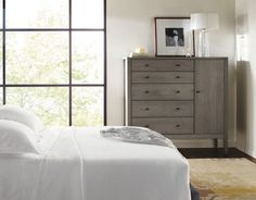 Hy Habitat Grey Stained Furniture Bedroom Sets Dressers Stain