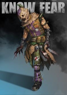 Another one to my DC Villain series Scarecrow Redesign Comic Book Characters, Comic Character, Comic Books Art, Comic Art, Character Design, Gotham Villains, Comic Villains, Dc Comics Art, Marvel Dc Comics