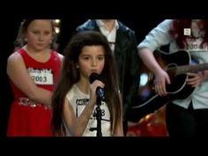 Angelina Jordan 8 years, reincarnation of Billie Holiday   sings 7 songs