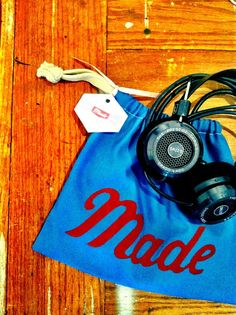 It is in fact possible to get high-end headphones that are made in America. Go Grado.