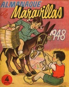 Maravillas, Almanaque 1948