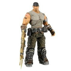 NECA Gears of War 3 Series 3 Action Figure Journeys End Marcus Fenix Gold Retro Lancer by NECA Toys. $19.46. The long awaited sequel to the 12+ million selling Gears of War franchise releases and we have a brand new line of figures to commemorate this monumental occasion. Sculpted all new from the ground up, these are the most articulated and detailed Gears of War figures to date. Featuring over 30 points of articulation, character specific weapons, and all new costumes and armo...