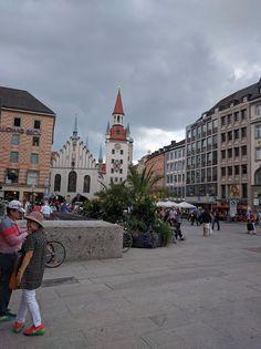 Dr Ron A Virmani - Trip to Munich
