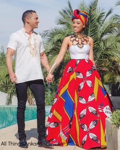 African Traditional Wedding Attire Styles You Will Love - Pretty 4 African Wedding Attire, African Attire, African Wear, African Women, African Style, African Traditional Wedding Dress, Traditional Wedding Attire, Traditional Outfits, Traditional Weddings