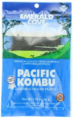 Emerald Cove Silver Grade Pacific Kombu (Dried Seaweed), ... https://www.amazon.com/dp/B001BKTH70/ref=cm_sw_r_pi_dp_x_MfdIzbN3MPR3K