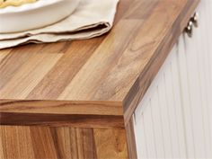 $359 Bunnings: Kaboodle 2400 x 600mm Hickory Maple Benchtop Kitchen Renovation Design, Small Kitchen Renovations, Kitchen Remodel, Kitchen Designs, Kitchen Ideas, Kitchen Trolley, Concrete Kitchen, Splashback, Home Reno