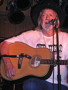 Mel McDaniel - from Okmulgee, Oklahoma where I grew up - Country music singer and composer. RIP Mel