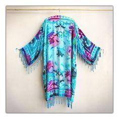fourth of july kimono