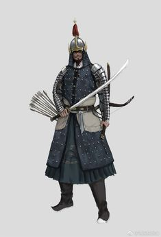 Chinese Weapons, Chinese Armor, Space Warriors, Military Art, Military Uniforms, Red Vs Blue, Dynasty Warriors, Samurai Armor, Armor Concept