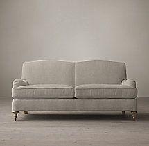 6' Barclay Upholstered Sofa