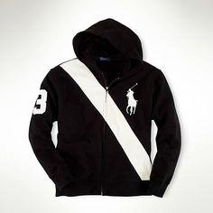 4b5cb53f6b6beb veste a capuche ralph lauren big poney ! Ralph Lauren Hoodie, Polo Ralph  Lauren,