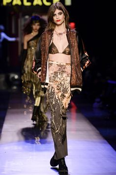 Jean Paul Gaultier Haute couture Spring/Summer 2016 42