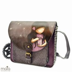 bolso satchel we can all shine