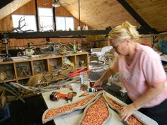 Weave A Egg Basket by Tina Puckett - Sunday, 11/8, 12noon at Whiting Mills in Winsted, Connecticut!