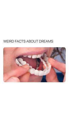 Weird Facts About Dreams, Really Funny Memes, Stupid Funny Memes, Funny Quotes, Feel Good Videos, Some Funny Videos, Psychology Facts Dreams, Funny Mind Tricks, Physiological Facts