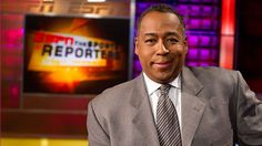 """John Saunders (Image: John Atashian, ESPN).Playing hurt BY JOHN U. BACON  August 25, 2017. Editor's note: Sports fans mourned the loss of broadcaster and former athlete John Saunders in August 2016. But few who tuned into ESPN's """"The Sports Reporters"""" and ABC's """"College Football"""" knew the extent to which Saunders struggled with profound depression. Prior to his death at age 61 from natural causes, Saunders was collaborating with author John U. Bacon, BA '86/MA '94, on a candid memoir...."""