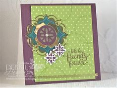 Stampin' Up! Eastern Palace Suite & Create with Connie & Mary Challenge.Bundle will be available to customers on May 1st.  Debbie Henderson, Debbie's Designs.#stampinup #easternpalace #debbiehenderson #debbiesdesigns #createwithconnieandmary