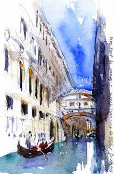 Venice.BridgeofSighs.SBower