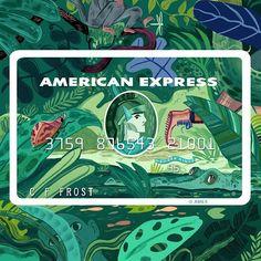 amex:card art series