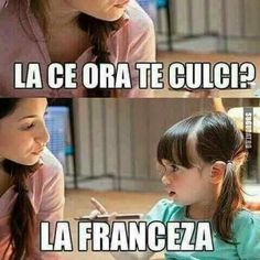 Tu la ce ora te culci? Funny Jockes, Stupid Funny Memes, Funny Texts, The Funny, Hilarious, Best Funny Pictures, Funny Images, Funny Photos, Mean Jokes