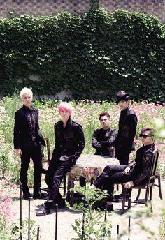 MBLAQ ♡ Seungho, G.O, Lee Joon, Cheondung, and Mir  - 10asia Magazine
