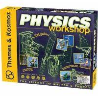 Physics is pretty cool, man.