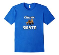 Classic Skate Vintage Leather Roller Skates T-Shirt - Male Small - Royal Blue TheRightGift http://www.amazon.com/dp/B01B8A213E/ref=cm_sw_r_pi_dp_rkW2wb1WCEYD3