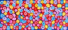 All the fish | Mirdidingkingathi Juwarnda Sally Gabori~Kaiadilt | NGV | View Work