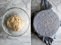 Easy No Knead Bread Recipe is made with only 4 ingredients and 5 minutes of prep! Homemade dutch oven bread that Artisan Bread Recipes, Dutch Oven Recipes, Easy Bread Recipes, Starter Recipes, Loaf Recipes, Healthy Recipes, Best Homemade Bread Recipe, Homemade Sandwich, Knead Bread Recipe