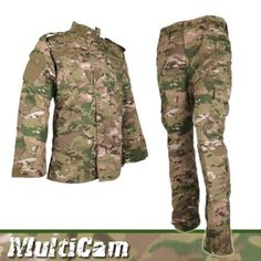 Army Uniform Multicam [BDUCP_0071] - $53.00 : Airsoft Shop