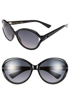 Christian Dior 60mm Sunglasses
