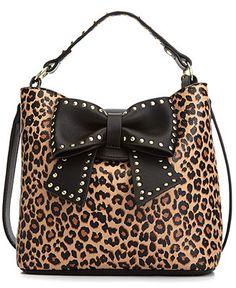 Betsey Johnson Handbag Hopeless Bucket Bag Handbags Accessories