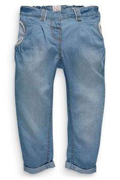 £10 Buy Soft Denim Trousers (3mths-6yrs) from the Next UK online shop
