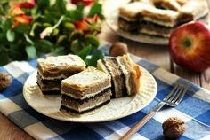 Juditka konyhája: ~ GIBANICA - SZLOVÉN RÉTES ~ Poppy Cake, French Toast, Sandwiches, Breakfast, Recipes, Food, Oreos, Basket, Morning Coffee