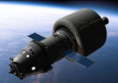Russia's newest proposed earth orbiter currently being built.
