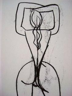 Pablo Picasso , Spanish 1881-1973