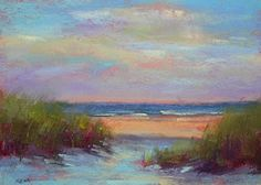 Beautiful pastel paintings  by Karen Margulis  Painting my World: December 2010