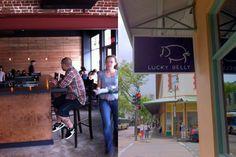 First look: Lucky Belly, a new Honolulu ramen restaurant and bar - Biting Commentary - June 2012 - Honolulu, HI Honolulu Restaurants, Oahu Vacation, Ramen Restaurant, Aloha Spirit, Nom Nom, Hawaii, June, Trends, Logo